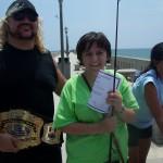 WINNER CRUISE Female winner